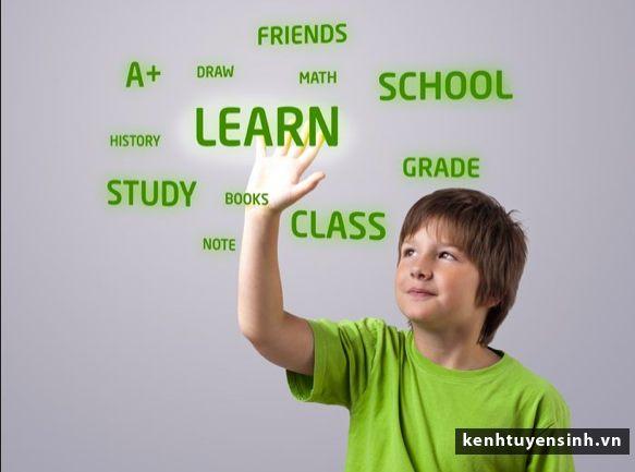 Học từ vựng và cách ghép từ