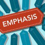 Thể nhấn mạnh (Emphatic Form)