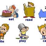 Kiến thức cơ bản về động từ