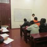 Bài tập câu gián tiếp (đề số 01)